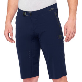 100% Celium Enduro/Trail Korte Broek Heren, navy